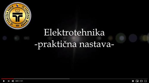 Elektrotehnika – Prezentacija radova učenika